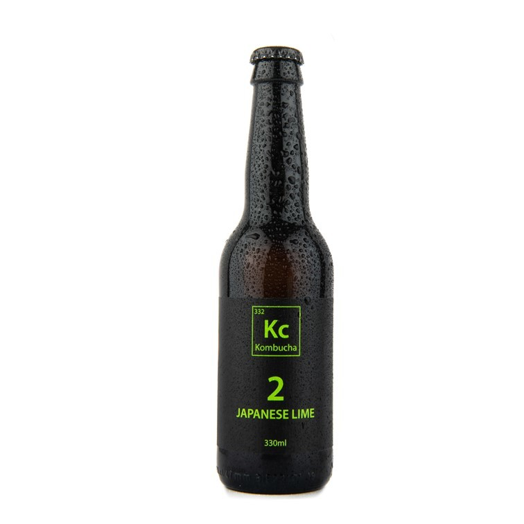 Kc2 Japanese Lime Kombucha 12 Pack Subscription